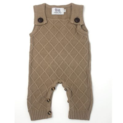 baby knit romper